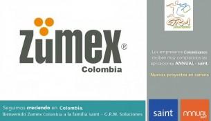 Bienvenido Zumex Colombia